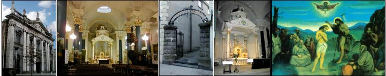 Located in Barronstrand Street, the Cathedral of the Most Holy Trinity, is almost 211 years old and is Irelands oldest Catholic Cathedral.