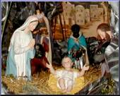 Click Here for a larger picture of The Cathedrals Christmas Crib