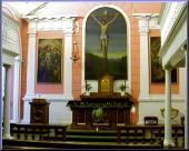 Click Here for a larger picture of some of the interiors of St. Patricks Church, Georges Street